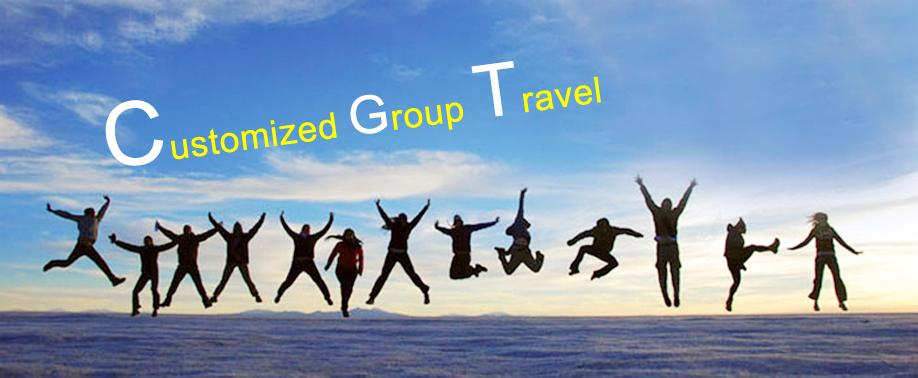 Customized group travel