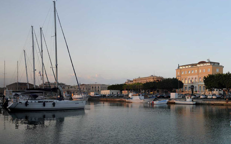 Shore Excursions from Siracusa Port
