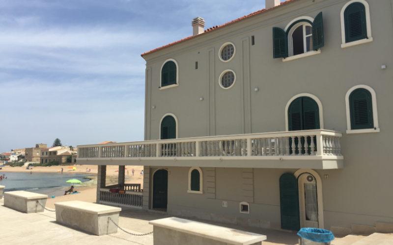 Montalbano House