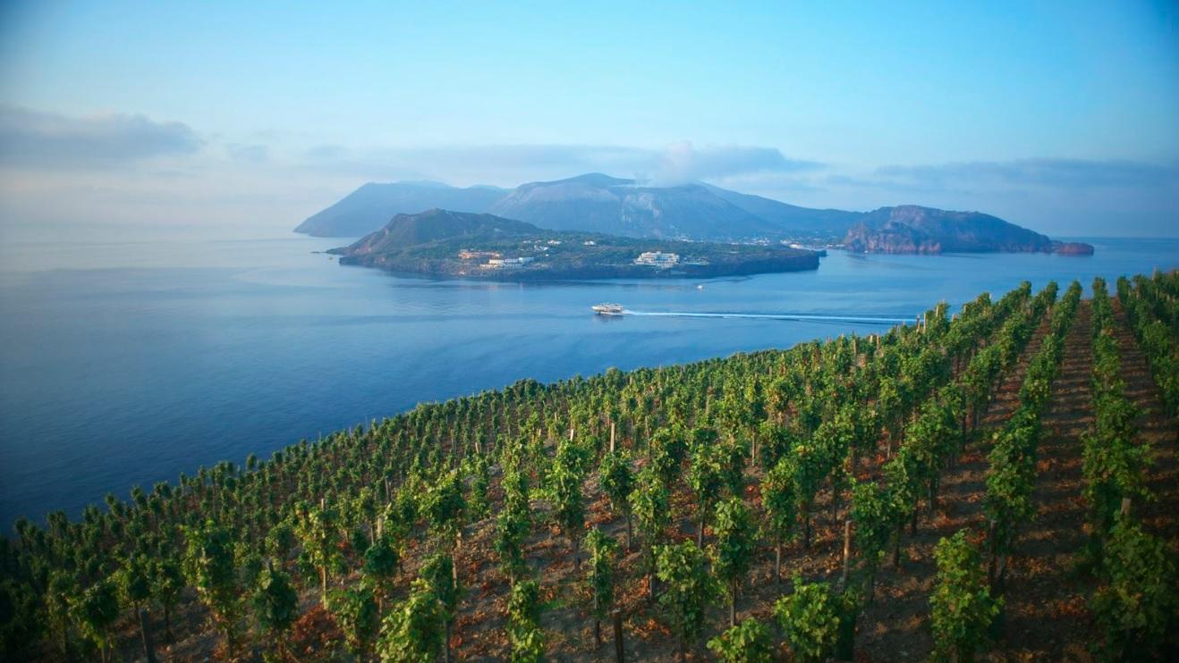 Lipari wine Tour
